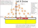 Let It Snow - Final Draft Plan