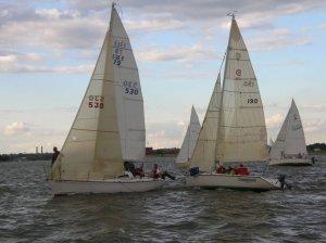 DISC Sailing - KISS Series - 06.14.2011